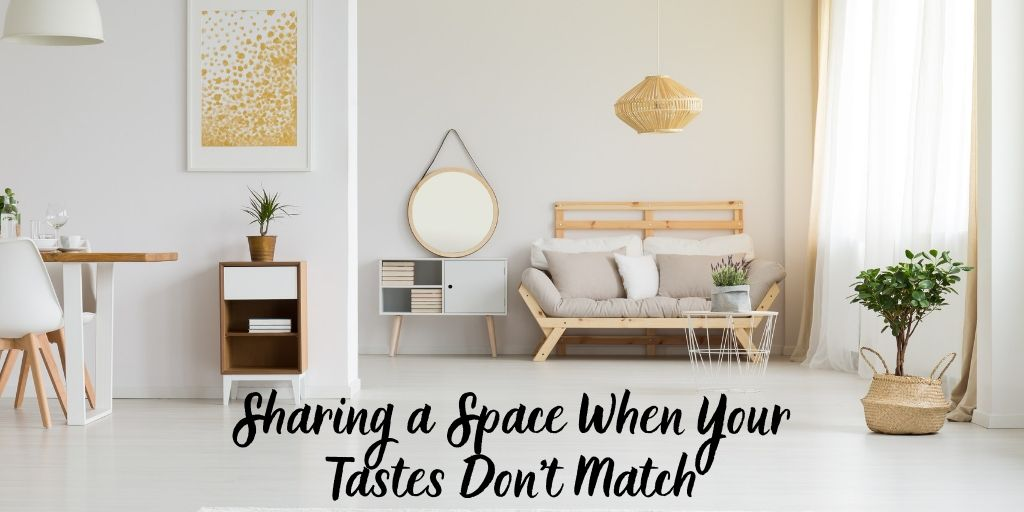 You found the perfect roommate or significant other, but your style preferences do not align. You both deserve to live in a space you love.Whether you're moving in together for the first time or are finally ready to make some design compromises, we have some tips and tricks.